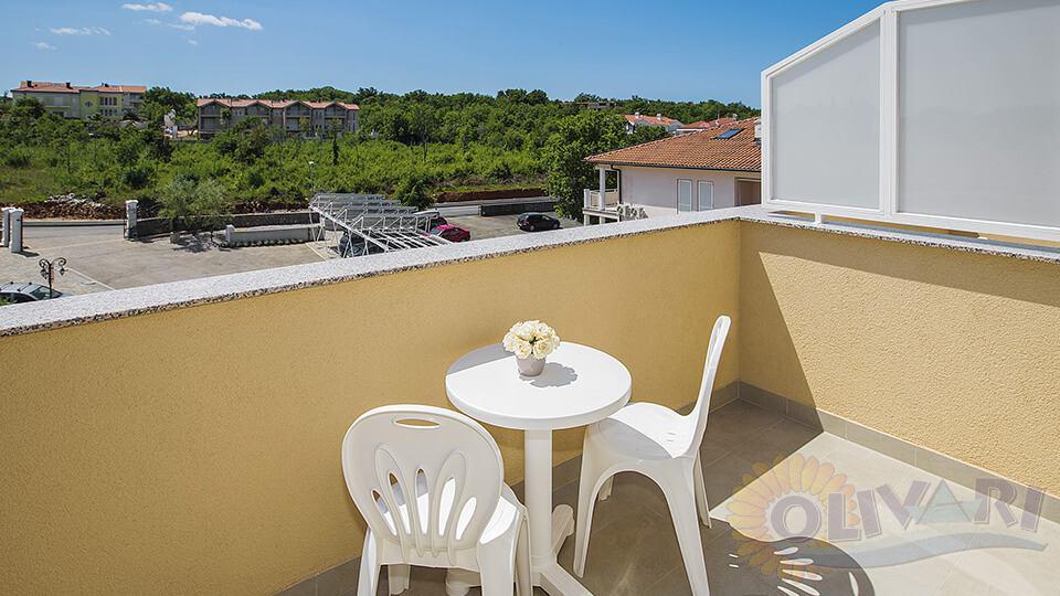 doppelzimmer mit balkon drittes bett park olivari reiseagentur. Black Bedroom Furniture Sets. Home Design Ideas