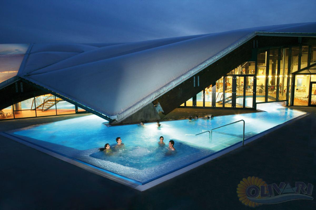 Wellness in the heart of Croatia
