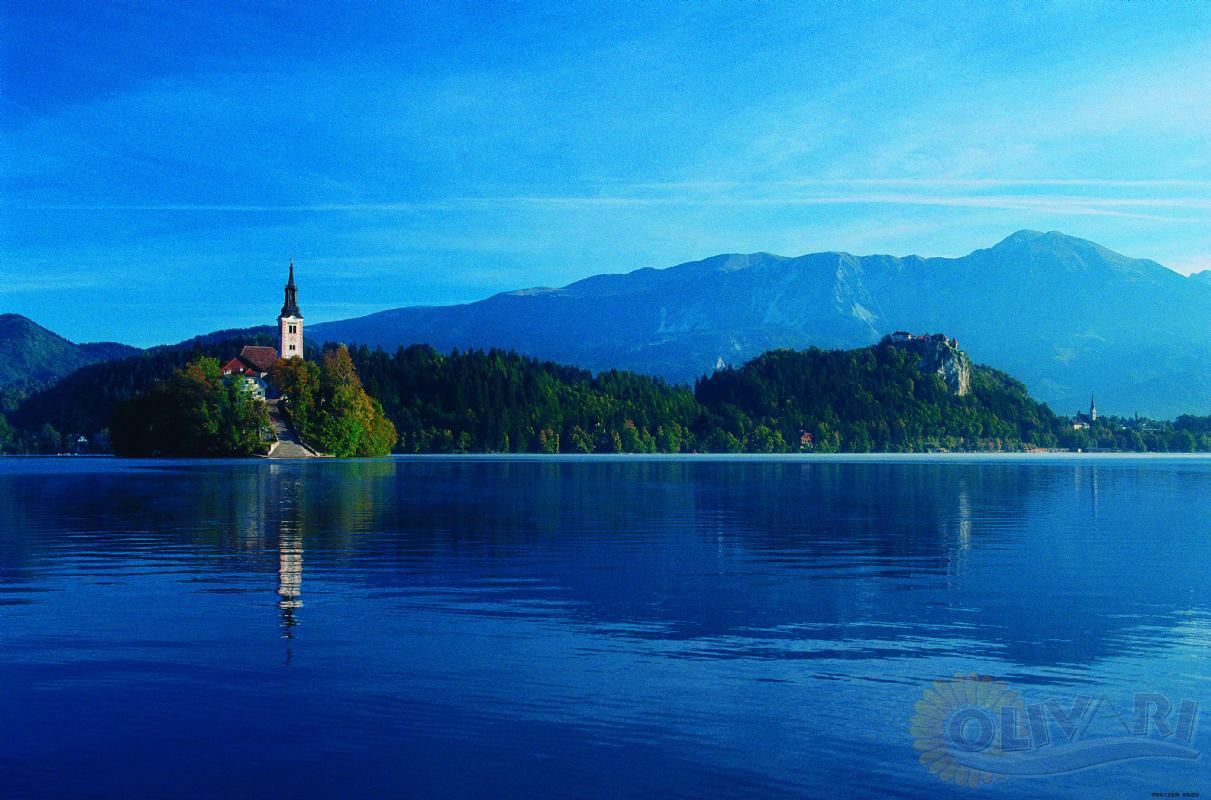 The magical LAKE BLED