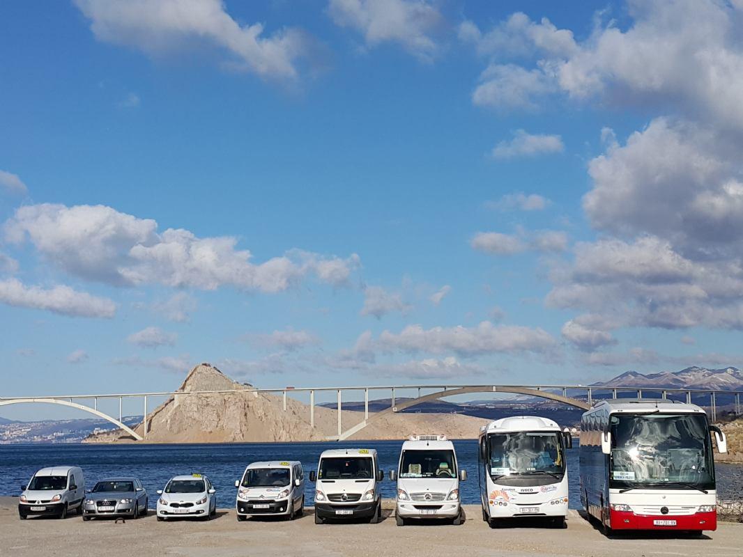 Servizio taxi & bus