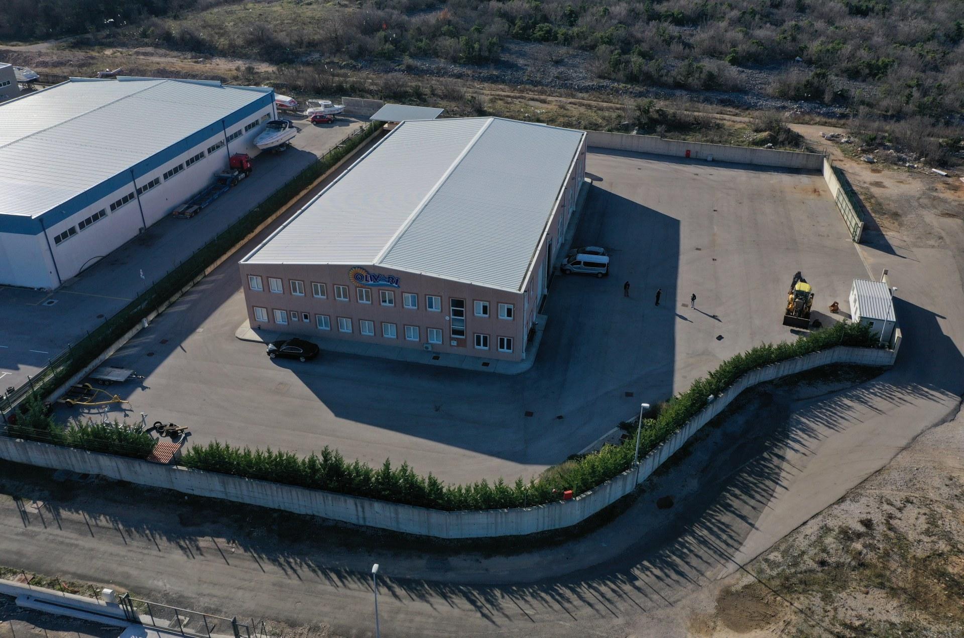 Poslovni centar Omišalj